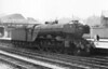 60062 Minoru Doncaster light engine 3rd August 1963