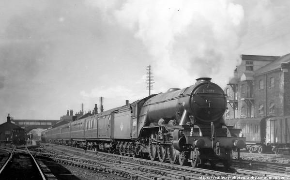 60059 Tracery Grantham 5th April 1961