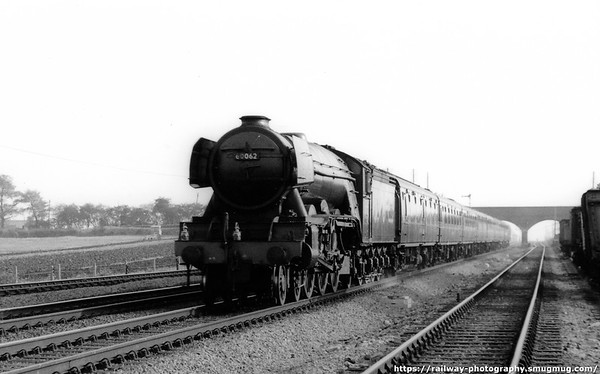 60062 Minoru Abbots Ripon 24th October 1964