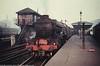 60072 Sunstar Thames Clyde express Leeds City Gresley A3