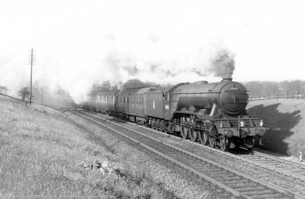 60092 Fairway Gresley A3