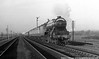 2504 Sandwich with the 'Yorkshire Pullman' Gresley A3