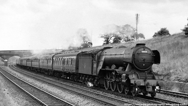 60110 Robert the Devil unknown location 29th July 1961