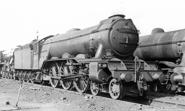 60112 St Simon Grantham 21st April 1960