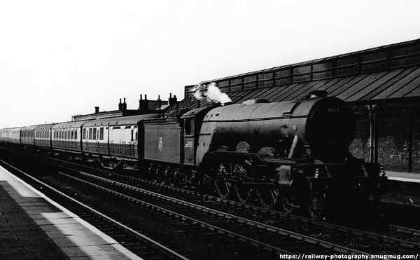 60110 Robert the Devil Hitchin 9th July 1955