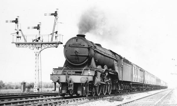 60110 Robert the Devil Paxton Berwickshire 6th June 1953