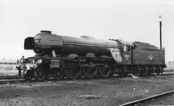 60112 St Simon Grantham 9th September 1963