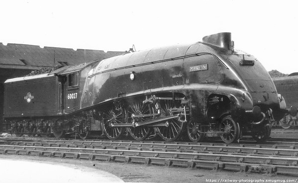 60027 Merlin Haymarket