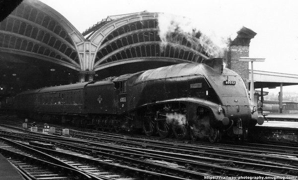 60033 Seagull York 3rd August 1962