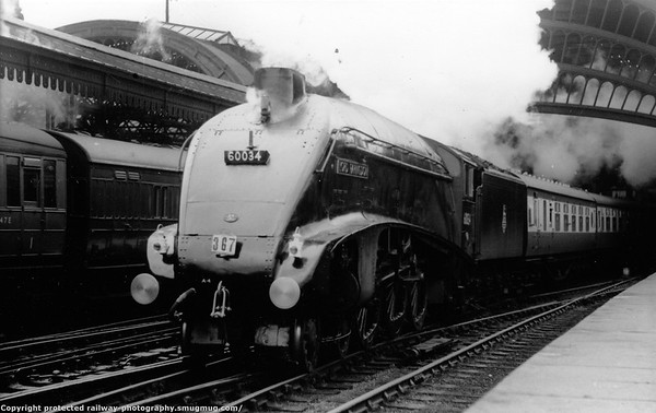 60034 Lord Faringdon York