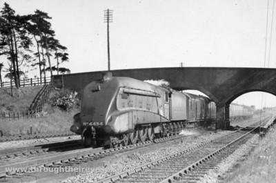 1911-1941 GNR & LNER Sir Nigel Gresley