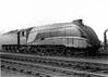 10000 Gresley W1 4-6-4 rebuilt 'Hush Hush' loco