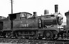 7580 Stratford 1930  W Worsdell F4 and F5 (GER Class M15) 2-4-2T