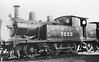 7222 with cow catcher T W Worsdell F4 and F5 (GER Class M15) 2-4-2T Locomotives