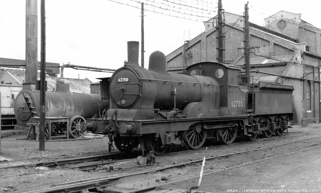 J.Holden LNER E4 2-4-0 BR era | National Preservation