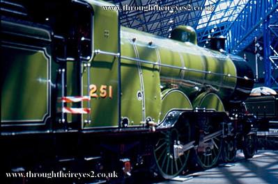 1896 - 1911 GNR Henty A.Ivatt