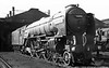 60114 W P Allen Doncaster shed Peppercorn A1