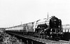 60116 Hal O' the Wynd Northbound 'Queen of Scots' Pullman near Longriddry c1951 Peppercorn A1