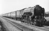 60120 Kittiwake unknown location 'The Harrogate Sunday Pullman' 15th June 1957Peppercorn A1