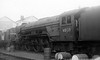 60120 Kittiwake Darlington works 1-2-64 involved in accident at North Otterington,
