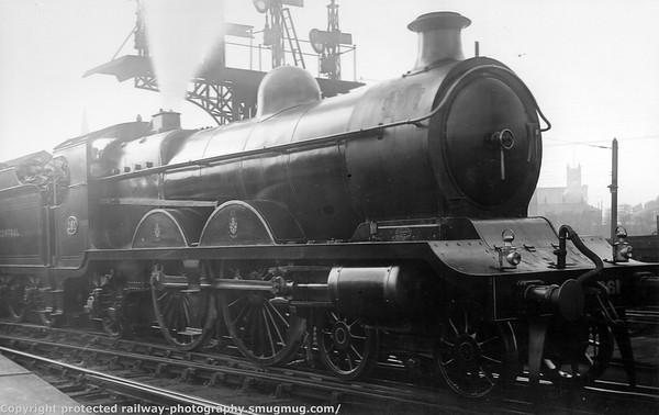 261 (Great Central Livery) Robinson C4 (GCR Class 8B) 4-4-2 Atlantics 'Jersey Lilies'