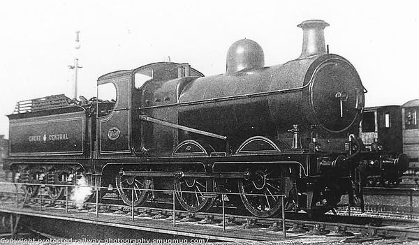 1050 Robinson J11 (GCR Class 9J) 0-6-0 Locomotives 'Pom Poms'
