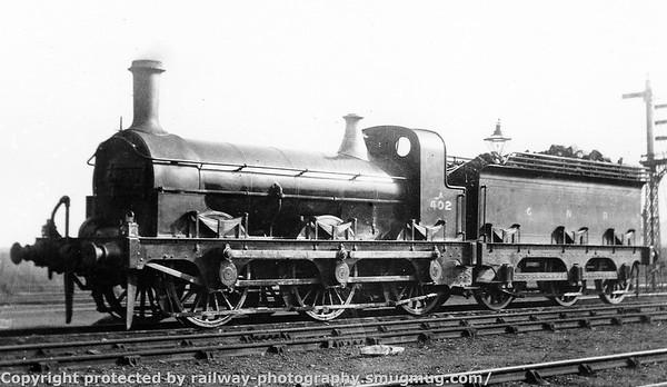 402 Stirling J3 & J4 (GNR Classes J4 & J5) 0-6-0 Locomotives
