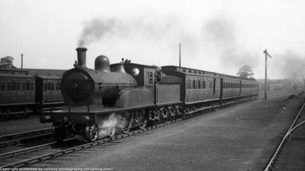 1548 LNER 4-4-0