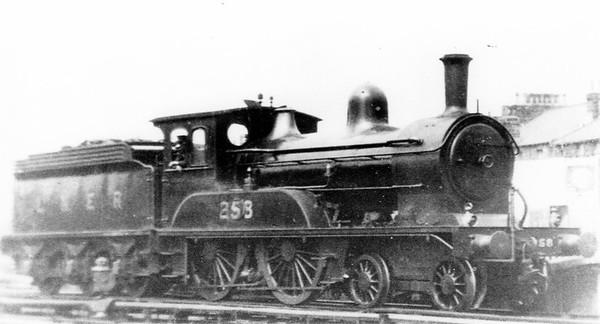 258 T W Worsdell Class D23 (NER Class G) 4-4-0 Locomotives