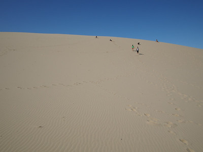Eel Creek and Oregon Dunes