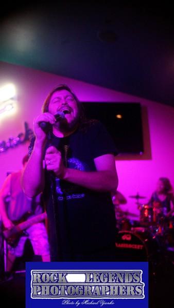 CRASHROCKET in Pink Flagler Tavern New Smyrna Beach, FL 4-23-18