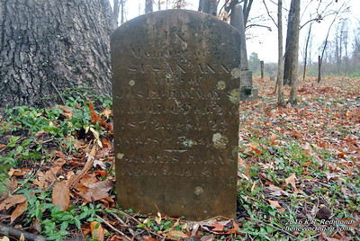 In Memory of Susan Ann Mays (1849 - 1872), and James F. Mays, aged 9 Days