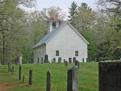 The Primitive Baptist Church