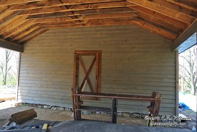 The Outbuilding/Carport