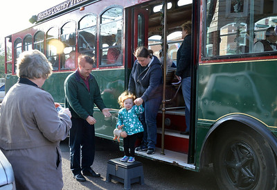 11_13_11 Sellersville-Perkasie trolley tours