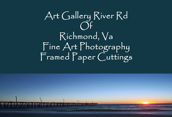 We are located  2 Mi West Of Rt 288 On Rt 6 (Patterson Ave) Opposite Luck Stone Corporate Offices 348 River Rd West  Manakin Sabot VA 2310  804-937-2353   ~ Email ArtGalleryRiverRd@gmail.com Open to the public: Mon-Tues-Thurs-Fri 1pm-4pm Appointments Welcome Anytime Before Or After Hours and on Saturday