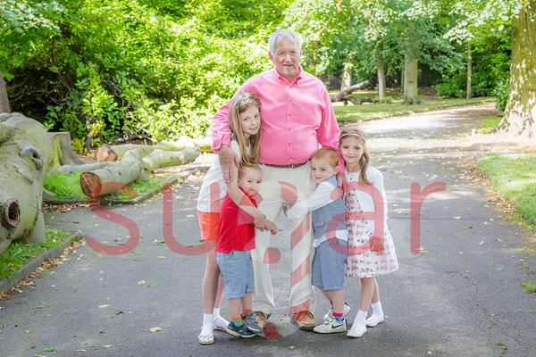 Barry's 70th Birthday Family Photoshoot