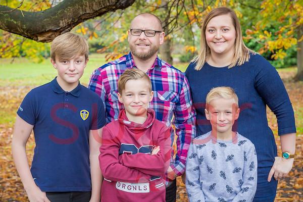 Dick Hudson Family Photoshoot