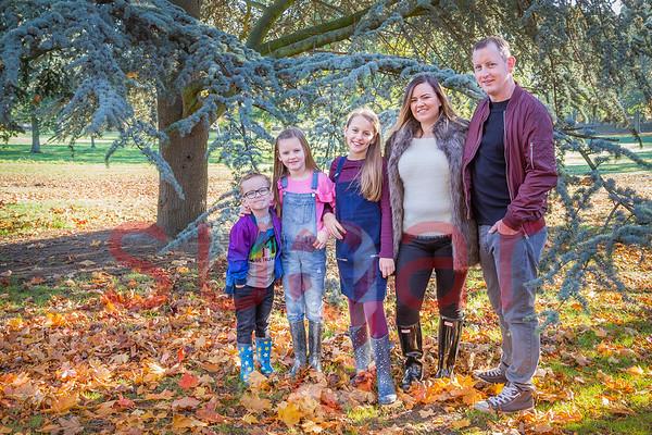 Gemma Cross & Family