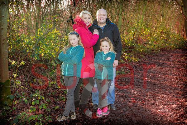 Helen Machell & Family