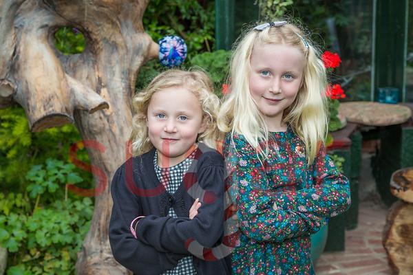 Irene & Ian's Beautiful granddaughters