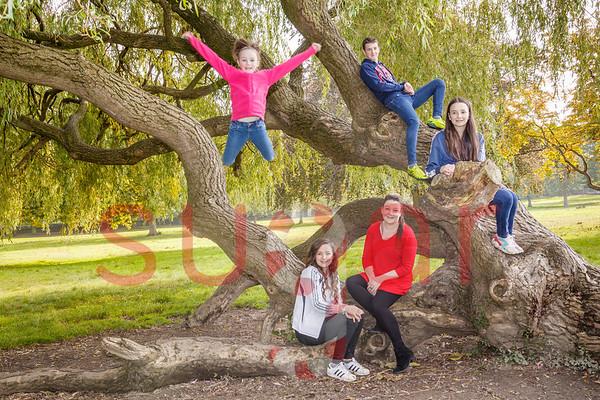 Kelly's Family Photoshoot