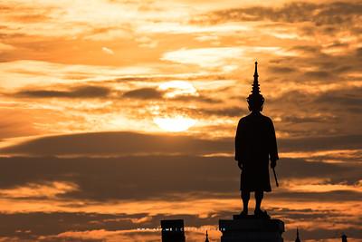 King Narai Monument, Lopburi