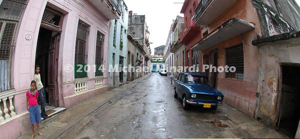 Cuba Street Scene EPV1405