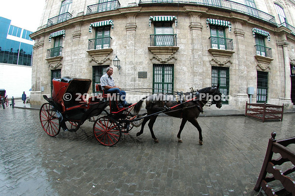 Cuban Horse and Buggy undistorted EPV1453
