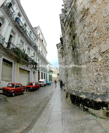 Old town Cuba EPV1316B
