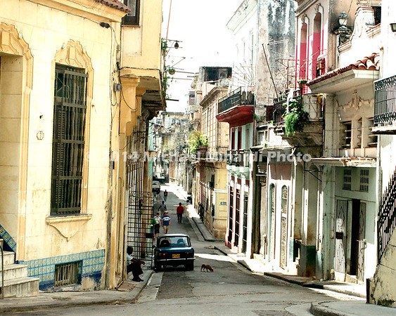 Havana back street 08950005B