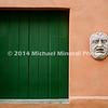 Cuban Green Door