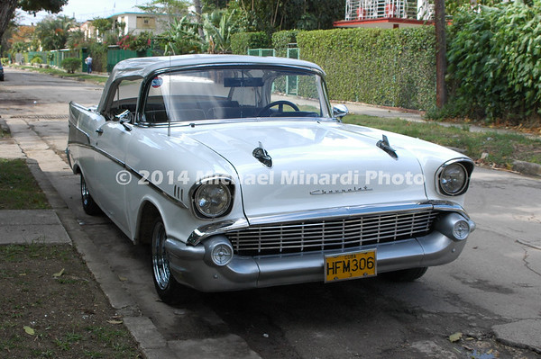 Chevy '57 EPV1391