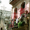 Havana Red Balcony 08950007